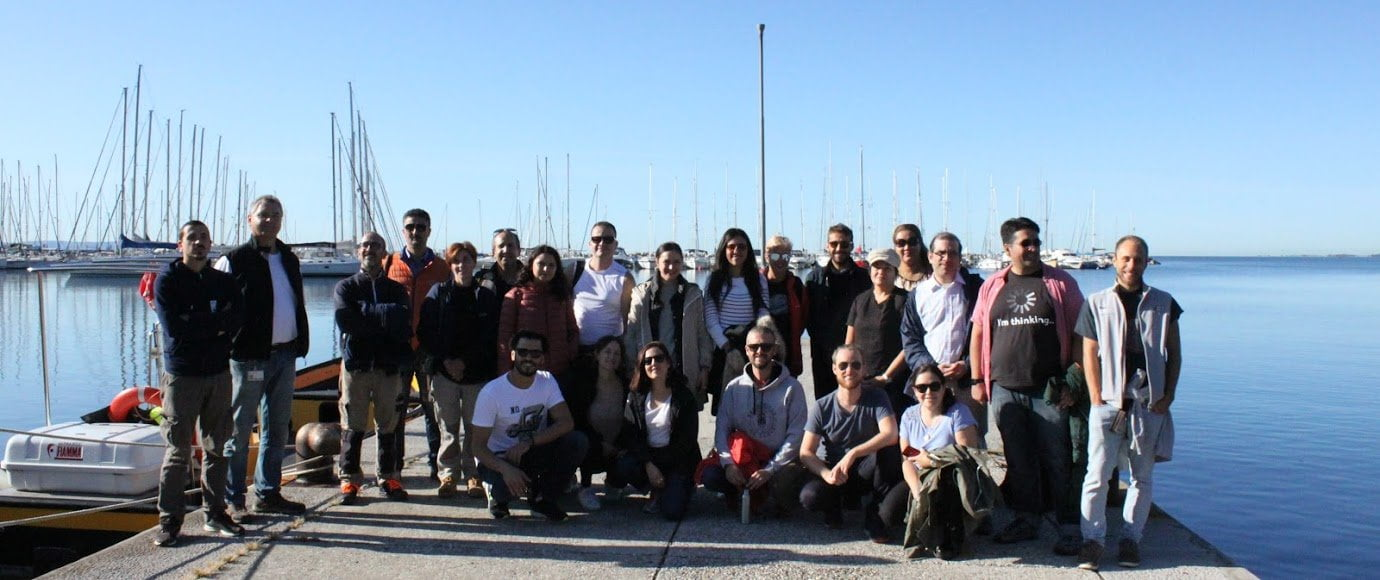 "Advanced training course ""Sea governance and blue growth: balancing sustainable use and conservation through Marine Spatial Planning in the field of fisheries and aquaculture"" (23-27 September, Trieste - Italy) within the Deep Blue project coordinated by the National Institute of Oceanography and Applied Geophysics - OGS. 23-27.Sep.19"